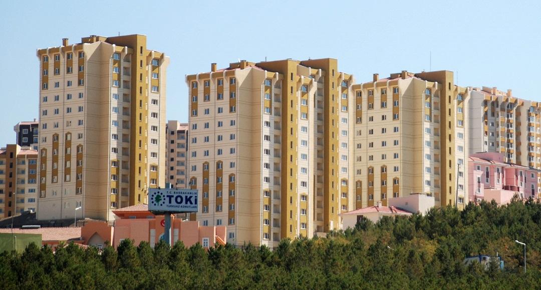 2019 TOKİ İzmir Alt Gelir Grubu Projeleri