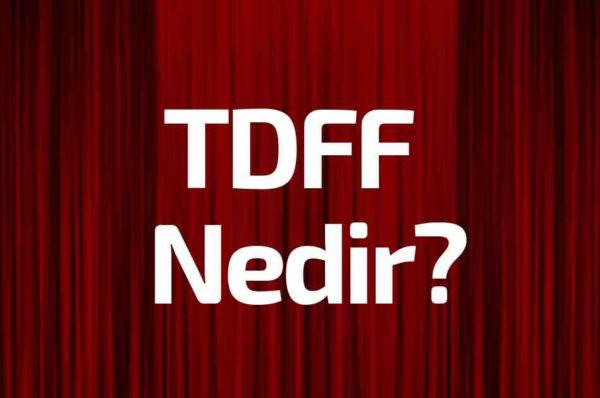 TDFF Sistemi Nedir? Nasıl İşler?