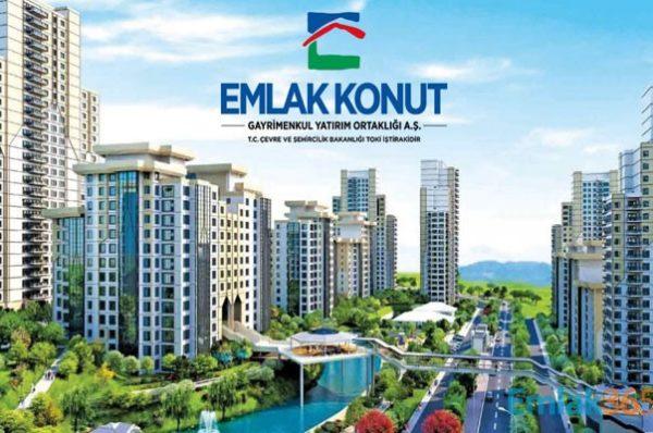 Emlak Konut – Emlak Konut İstanbul Projeleri