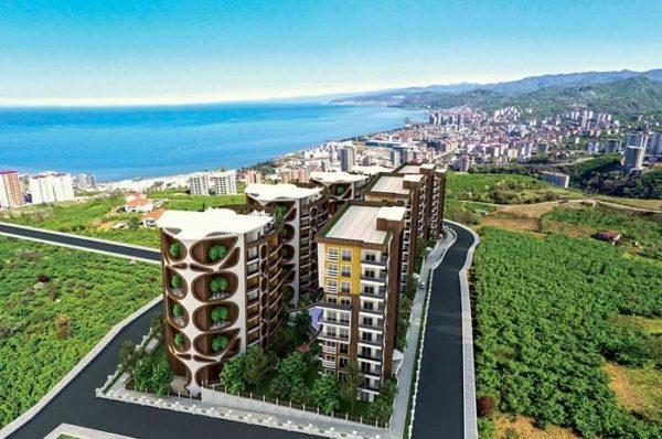 Trabzon Kredisiz ve Taksitle Ev Alma Fırsatı